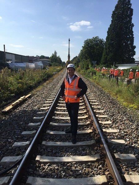 Elektrifizierung Bodenseegürtelbahn