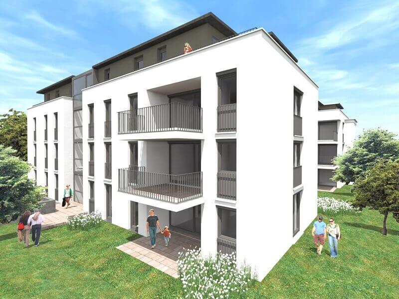 Langenargen Oberdorfer Strasse Neubau