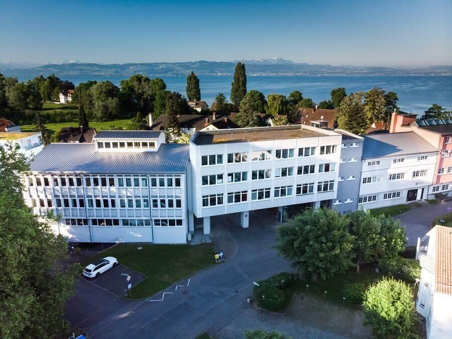 Büro- und Wirtschaftspark Fabrik am See Langenargen