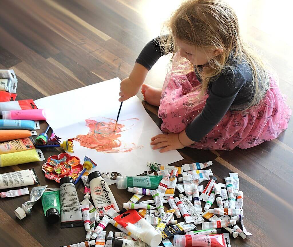 Malwettbewerb Kids Sommerferien