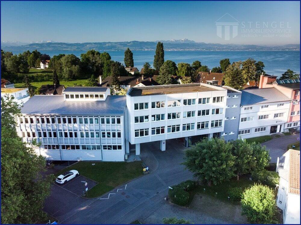 Fabrik am See Langenargen Büropark