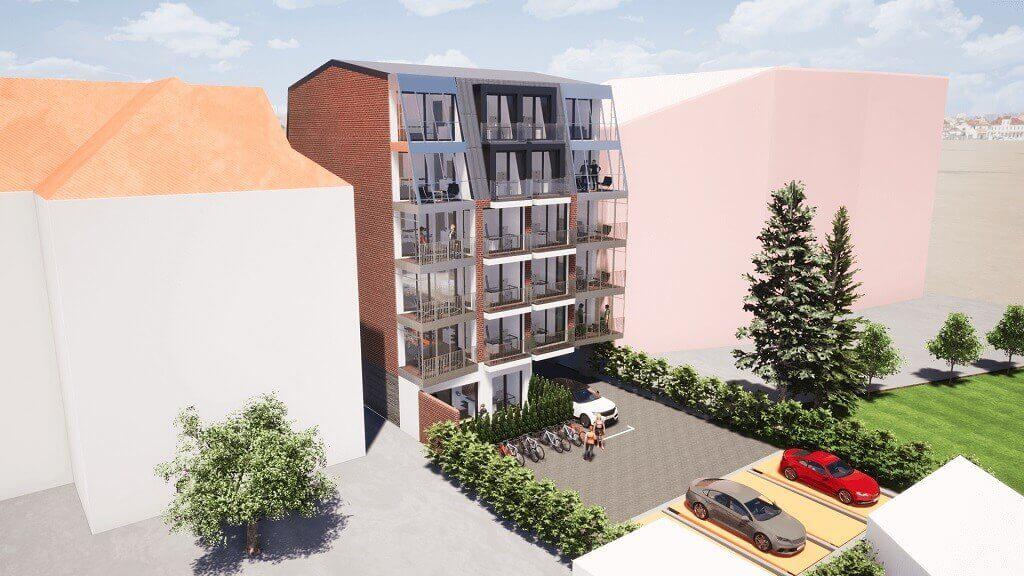 Neubauprojekt Neu-Ulm Wohnung kaufen